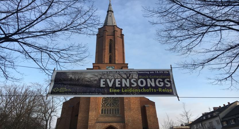 EVENSONGS – EINE LEIDENSCHAFT-REISE DURCH DIE PASSIONSZEIT